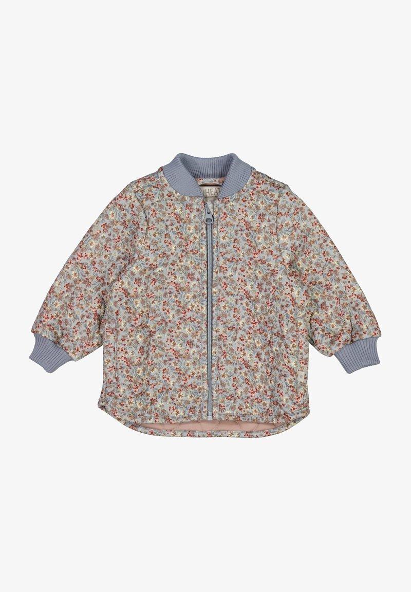 Wheat - Light jacket - dusty dove flowers