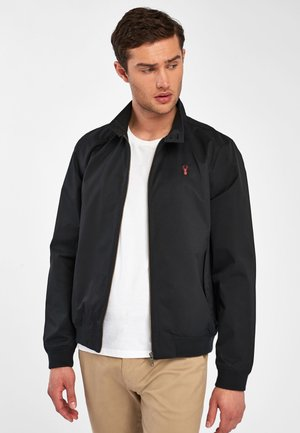 STAG HARRINGTON - Bomber Jacket - black