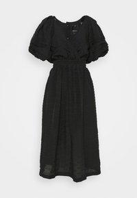 CMEO COLLECTIVE - DISPERSE DRESS - Denní šaty - black - 5