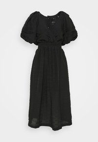 DISPERSE DRESS - Vestito estivo - black