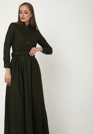 ALLTAGS EVELINA - Maxi dress - khakifarben