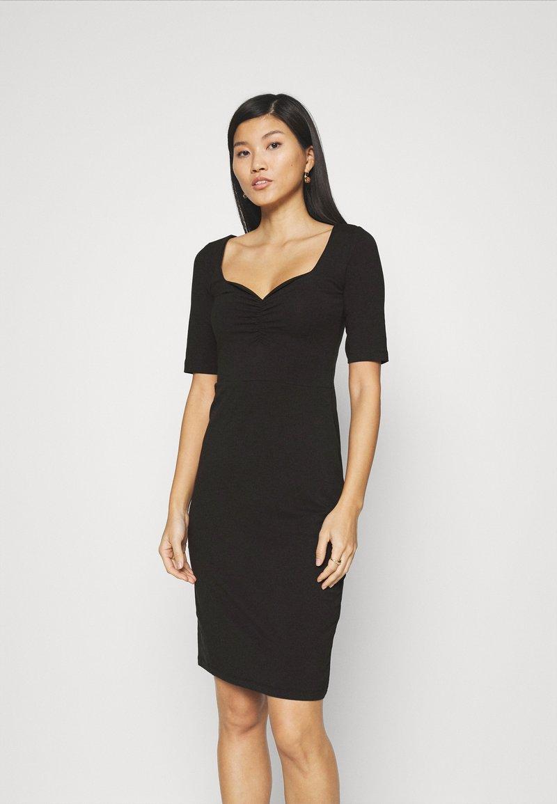 Anna Field - Pouzdrové šaty - black