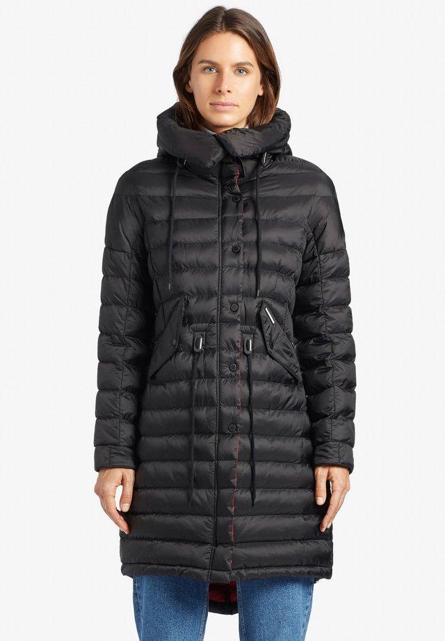SOLEILA - Płaszcz zimowy - black