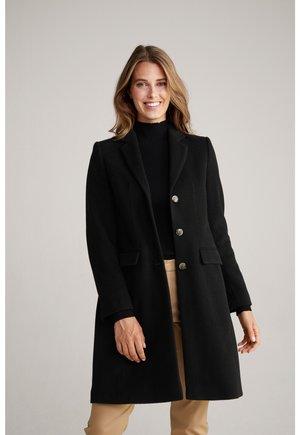 CARLY - Short coat - schwarz