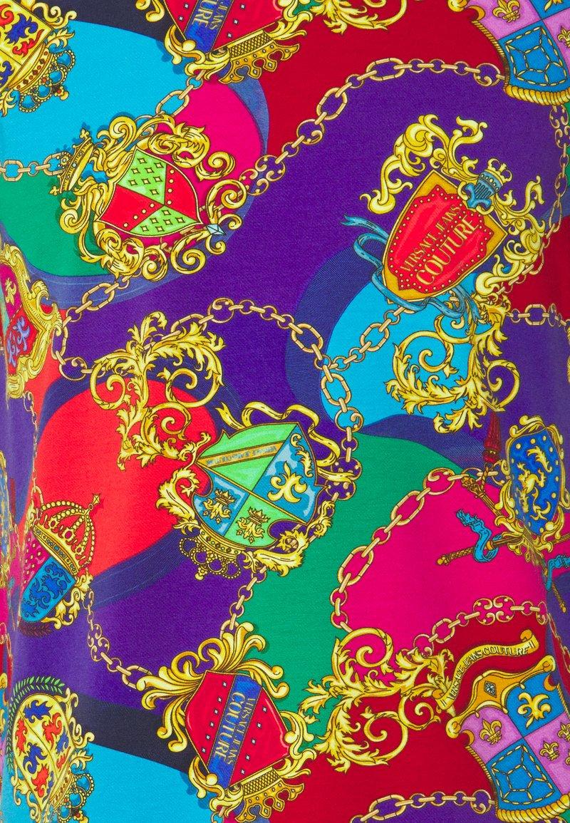 Versace Jeans Couture T-Shirt print - multi/mehrfarbig aUZOSX