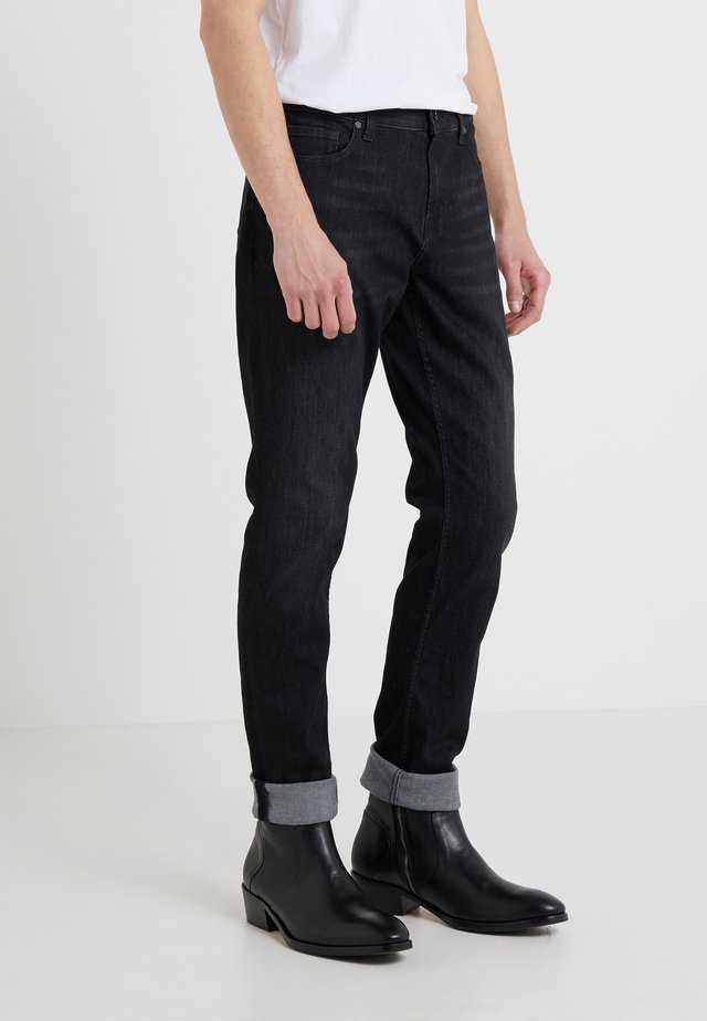 RONNIE LUXE PERFORMANCE - Jeans Slim Fit - washed black
