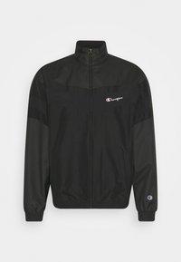 Champion Reverse Weave - Training jacket - black - 0