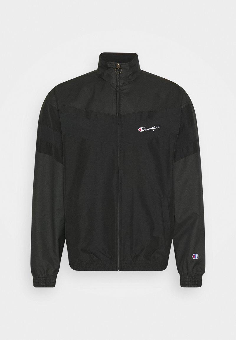 Champion Reverse Weave - Training jacket - black