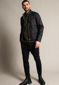 Schott - Outdoor jacket - schwarz - 1