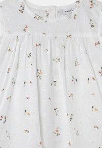 Name it - NBFFORA SPENCER - Shirt dress - bright white - 2