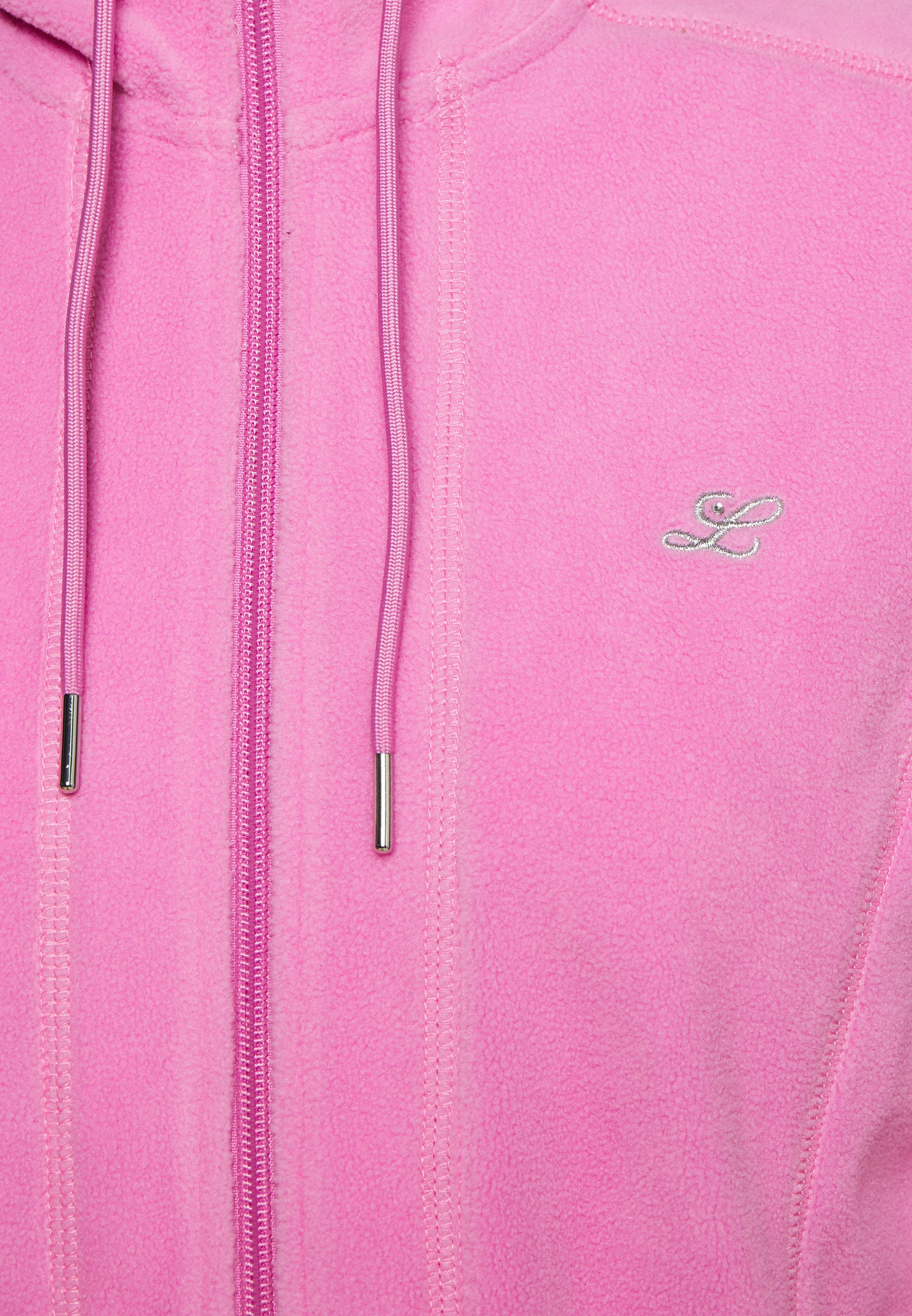 Limited Sports JACKET JOSIE - Fleece jacket - cameo ECsNk
