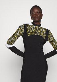 Just Cavalli - DRESS - Jersey dress - black - 3