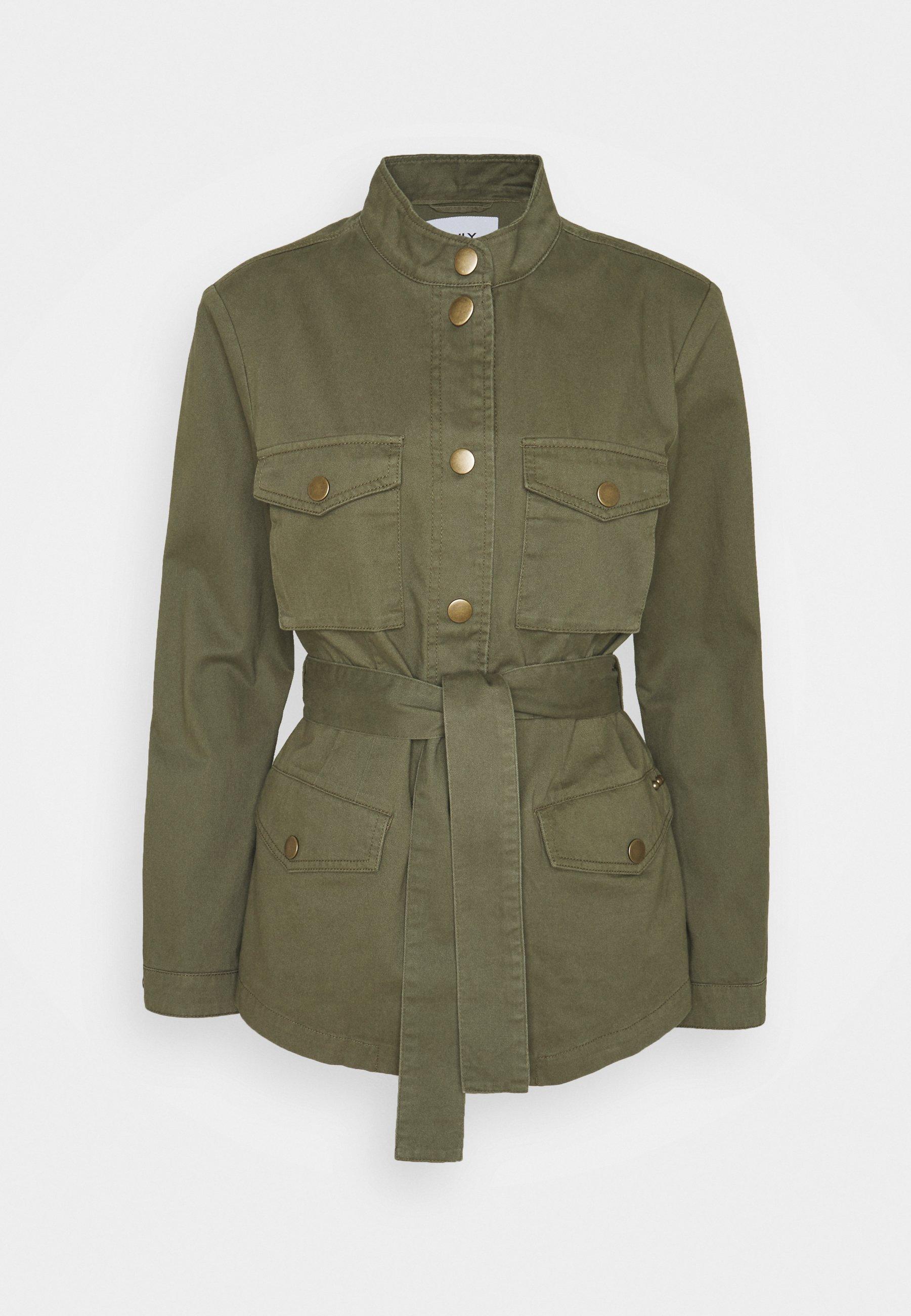 Women ONLALMA LIFE  UTILITY JACKET - Summer jacket