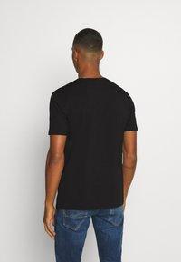 Alessandro Zavetti - RAGING APE - Print T-shirt - black - 2