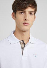 Barbour - TARTAN  - Polo shirt - white - 4