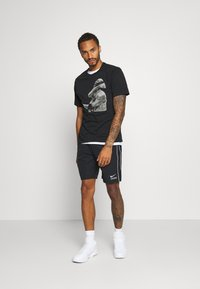 Jordan - M J PHOTO  - Print T-shirt - black - 1