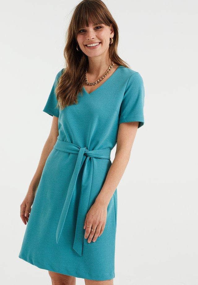 Sukienka letnia - mint green