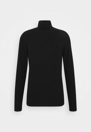 LAMP ROLL NECK  - Jumper - black
