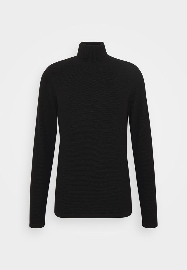 LAMP ROLL NECK  - Svetr - black