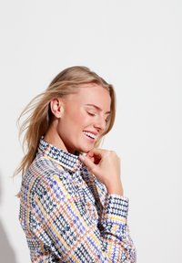 Eterna - MODERN CLASSIC - Button-down blouse - bunt - 2
