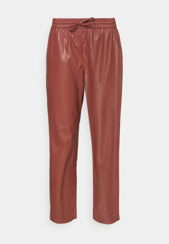 CARILO - Trousers - like berry