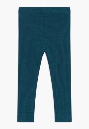 NBMOLAS 3 PACK - Leggings - Trousers - dark sapphire/urban chic