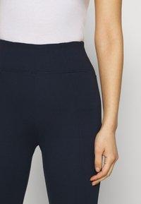 Marks & Spencer London - MAGIC - Leggings - Trousers - dark blue - 5