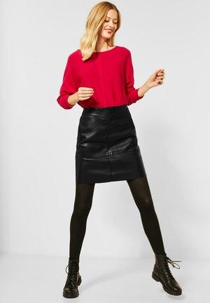 Pencil skirt - schwarz