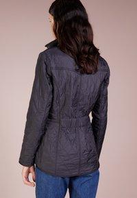 Barbour - POLARQUILT - Light jacket - navy - 2