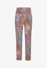 Morgan - Trousers - multi coloured - 4