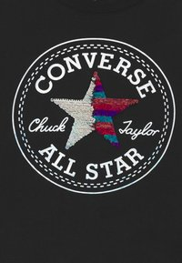 Converse - CHUCK - Long sleeved top - black - 2