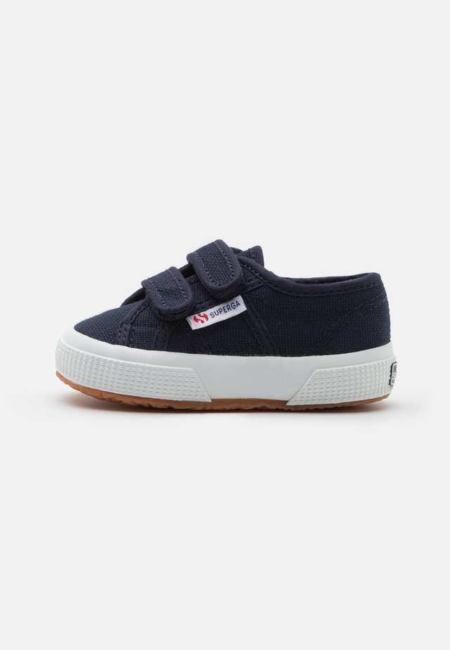 2750 COTJSTRAP CLASSIC UNISEX - Sneakersy niskie - navy/white