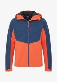 Icepeak - BARNES - Soft shell jacket - burned orange - 5
