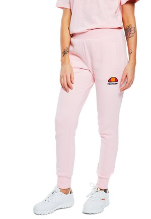 QUEENSTOWN - Tracksuit bottoms - rosa