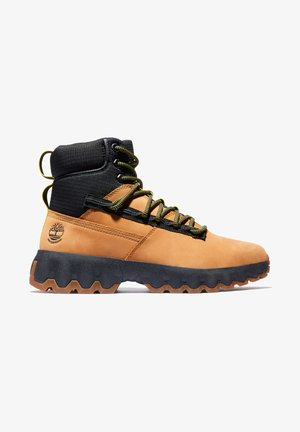 Höga sneakers - wheat