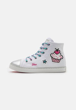 CIAK GIRL - High-top trainers - white/multicolor