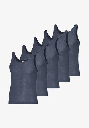 5 PACK - Undershirt - marine