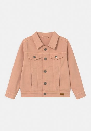 Denim jacket - rosa