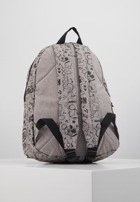Kidzroom - BACKPACK MICKEY MOUSE REPEAT AFTER ME - Mochila - grey - 1