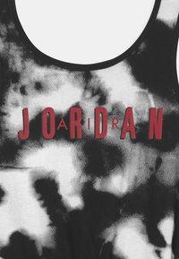 Jordan - JORDAN GIRL TIE DYE  - Combinaison - black - 2