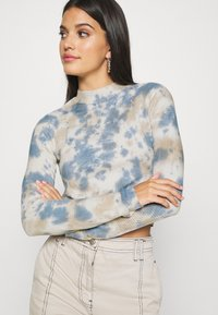 BDG Urban Outfitters - TIE DYE - Jumper - ivory - 3