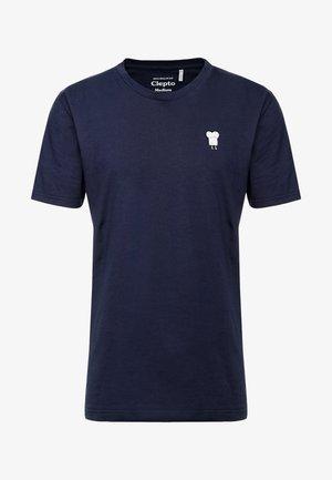 TOAST - T-shirt print - dark navy