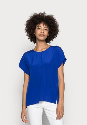 Blouse - dark blue