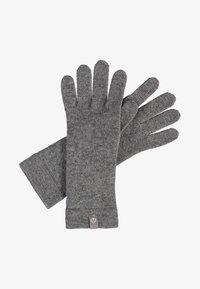 Fraas - Gloves - grey - 0