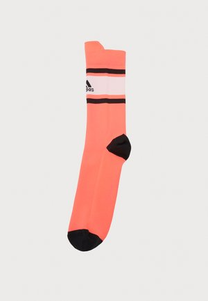 ASK SPORTBLOCK - Sports socks - pink/white/black
