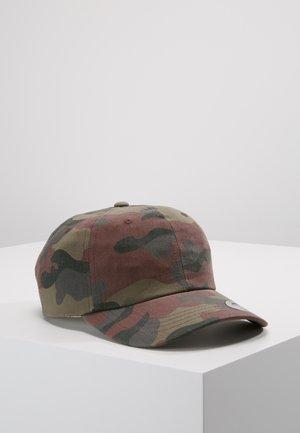 LOW PROFILE CAMO - Caps - wood