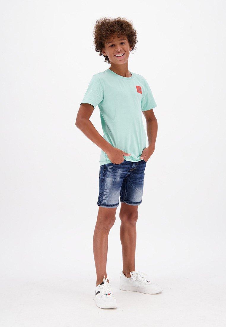 Vingino - CARLISIO - Denim shorts - cruziale blue