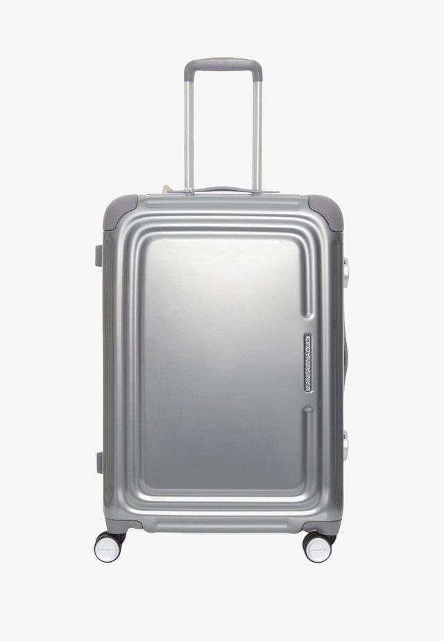 C-FRAME - Valise à roulettes - steel