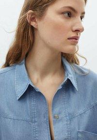 Massimo Dutti - Skjortebluser - light blue - 2