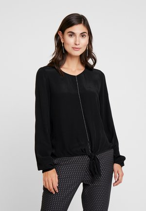 FARIETTE - Blouse - black